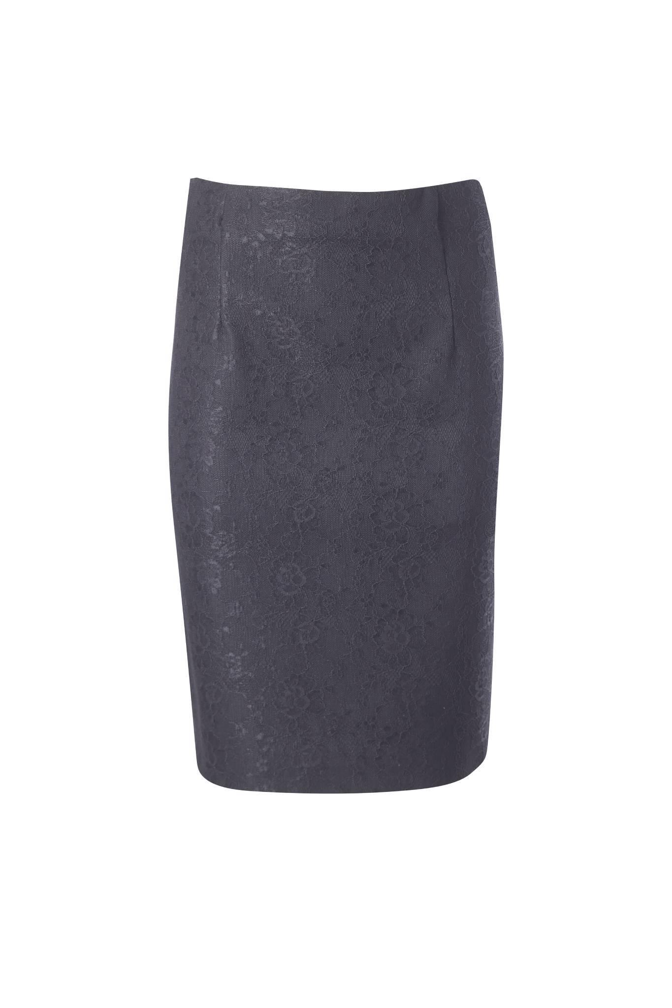 1157 Jumitex klasyczna koronkowa spódnica (3)