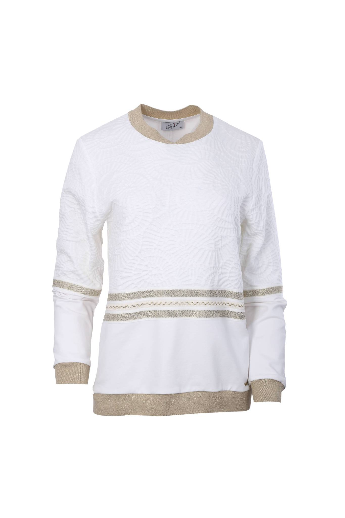 1256 żakardowa bluza Jumitex (2)