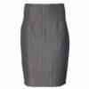 spódnica na gumie z żakardowej tkaniny firmy Jumitex