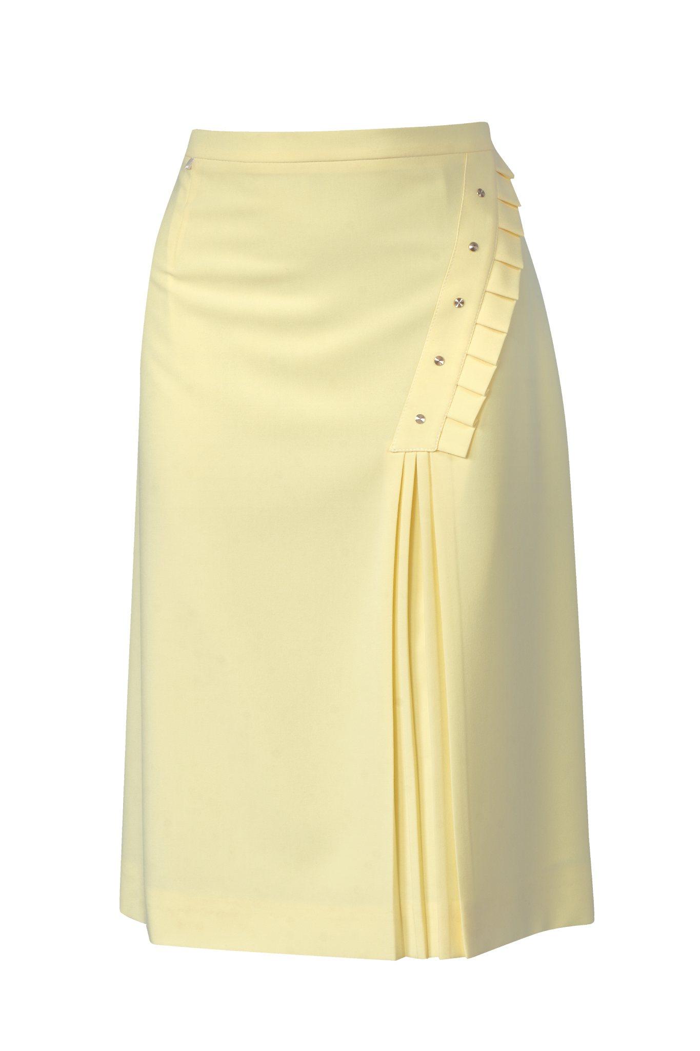 1115 Jumitex spodnica z plisa