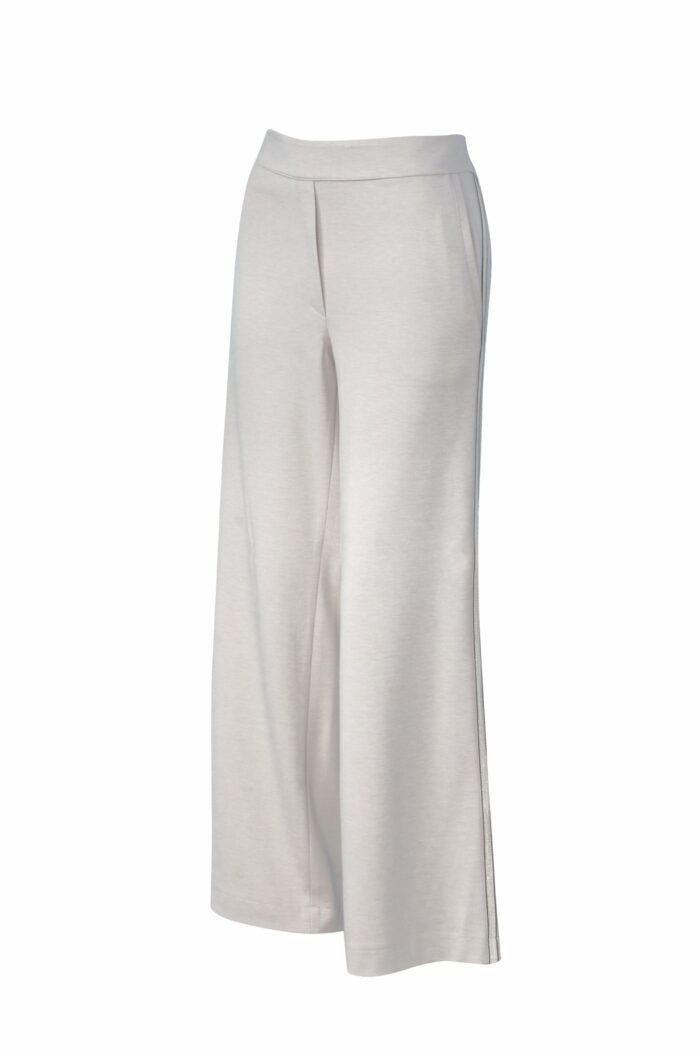 szare spodnie szwedy damskie firmy Jumitex