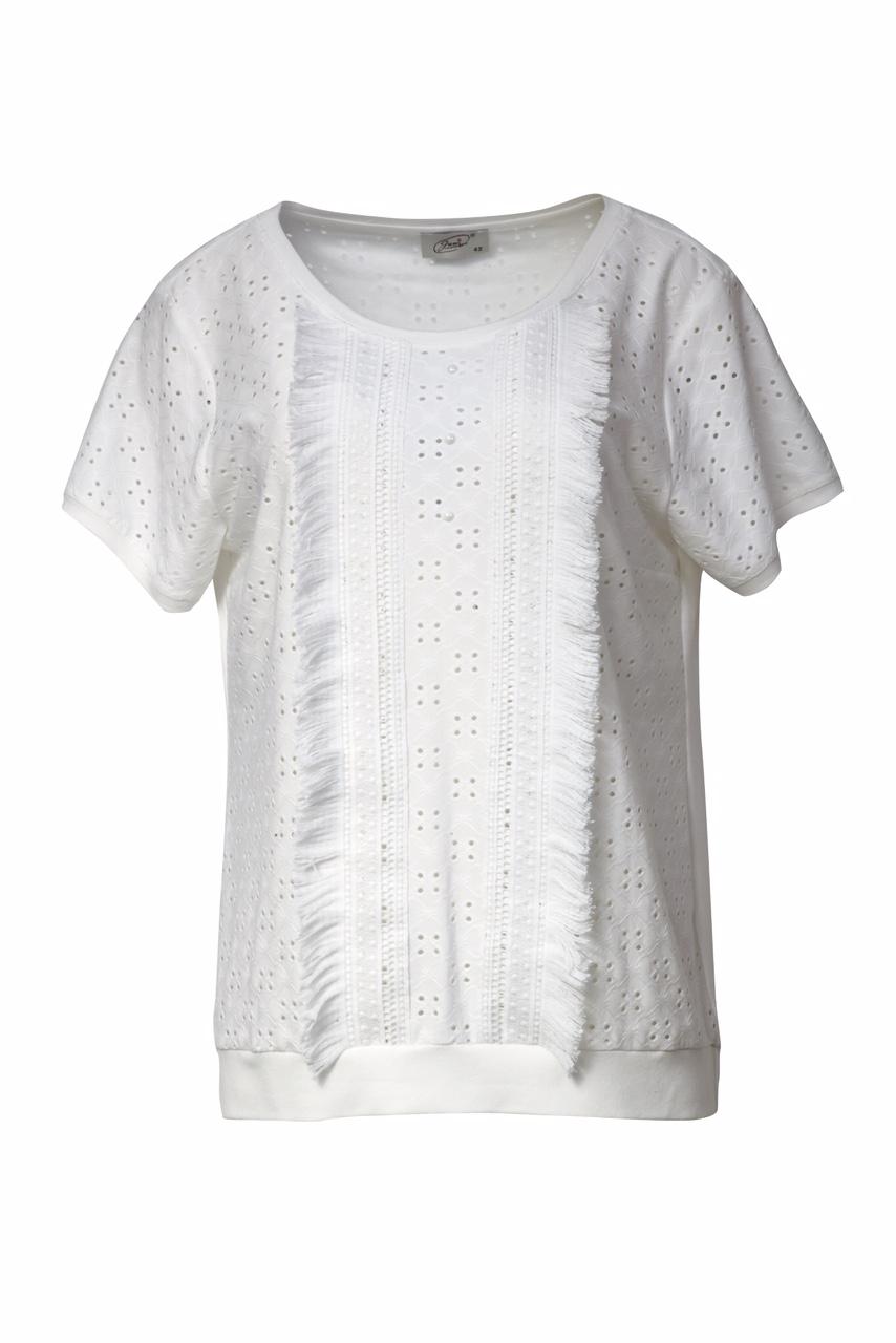 1303 Jumitex bluzka boho z fredzlami przod