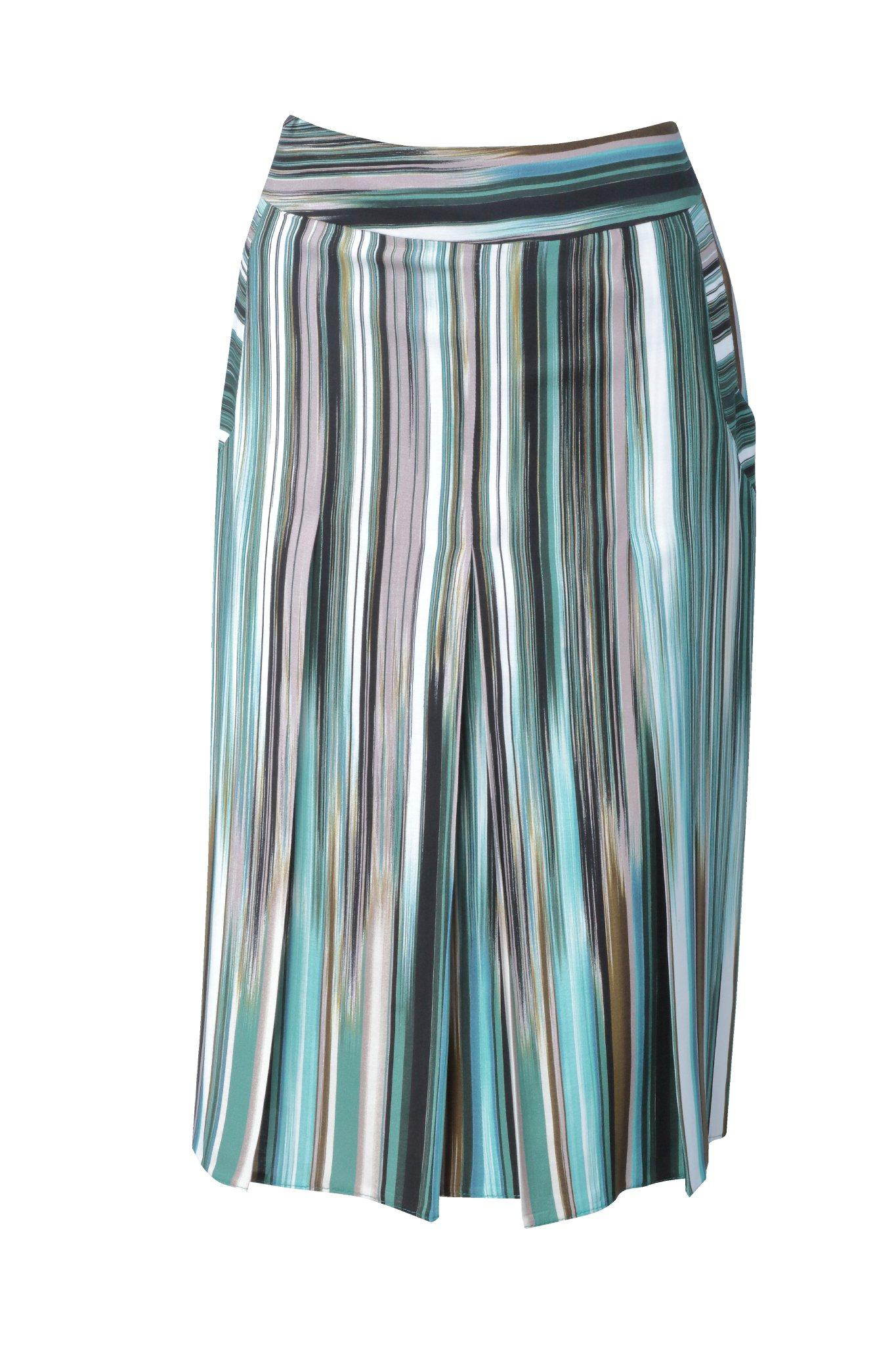 1189 Jumitex spodnica kolorowe paski